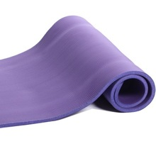Comfortable Colorful Foam Density NBR Yoga Mat For exercise,Yoga,And Pilates