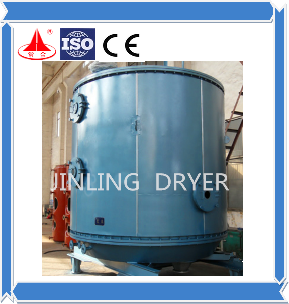 Changzhou jinliing High speed expansion hot plate dryer/drying equipment for ginger