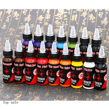 Private label Tattoo Ink Type Permanent Makeup Tattoo Pigment Ink