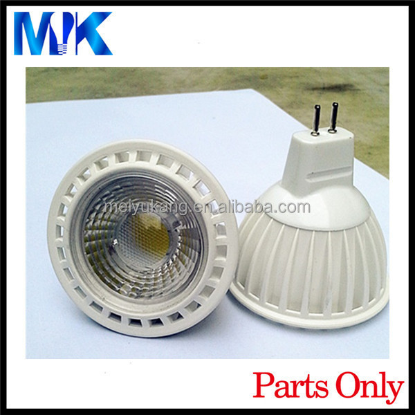 china manufacturing spotlight housing led spot mr16 42v, spot light enclosure, mr16 lamp housing