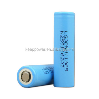 18650 3200mah - LG INR18650MH1 10A high power 18650 li-ion battery