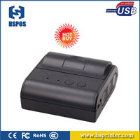 Thermal portable printer 80mm HS-P800 mobile bluetooth pos printer android and IOS