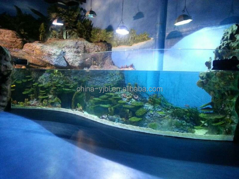 2016 hot sale 55 fish tank