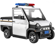 Factory wholesale four-wheeled electric car patrol truck farm pickup