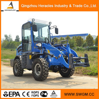 best factory price mini front end wheel loaders