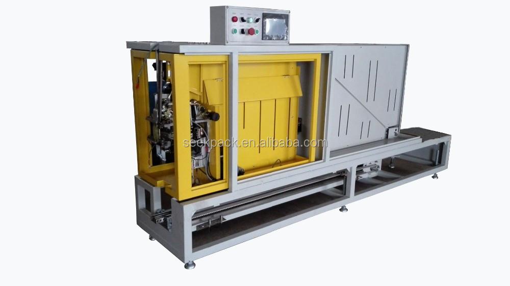 pallet strapper machine