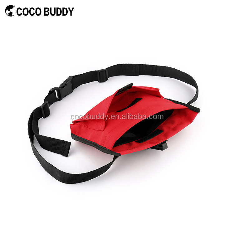 New 2016 Detachable Dog Training Treat Pocket Pet Feed Pouch Snack Reward Waist Bag Pets Product