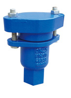 screwed Air Valve with single sphere