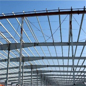 2017 High quality and lower price steel structure warehouse