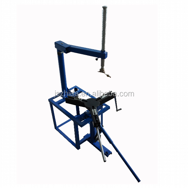 CE approved Truck /motorcycle Portable tyre changer
