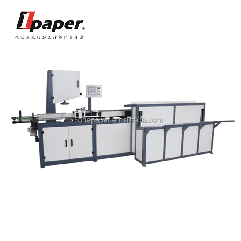 Large Band Saw For sale log band saw Machinery Toilet Tissue Paper log roll bandsaw cutting machine