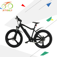 26 inch 36v lithium battery electric dirt bike 250w hub motor for adults on sale from china