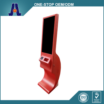 Photo Booth Kiosk With Barcode Scanner And Thermal Printer