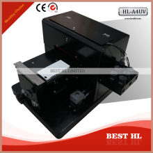 Industrial Flatbed UV Printer/welcomed uv printer price/pvc card phone metal printer