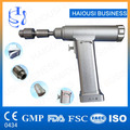 orthopedic surgical bone saw and drill
