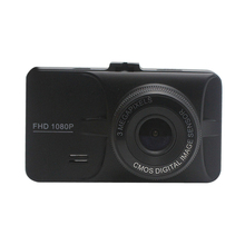 High quality hot saling 3.0 inch hd 1080p xiaomi car dvr with wide angle lens motion detection car dash camera