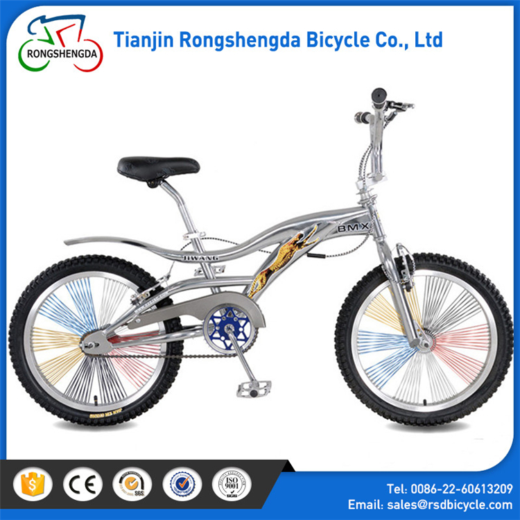Good quality Mini bmx bicycle in steel frame and fork for jump/new desgin and high quality steel frame freestyle BMX bike