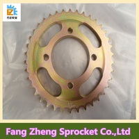 China Professional Motorcycle Parts Chain Sprocket Factory