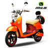 Italy style fat tire two person large electric scooter new motorbike