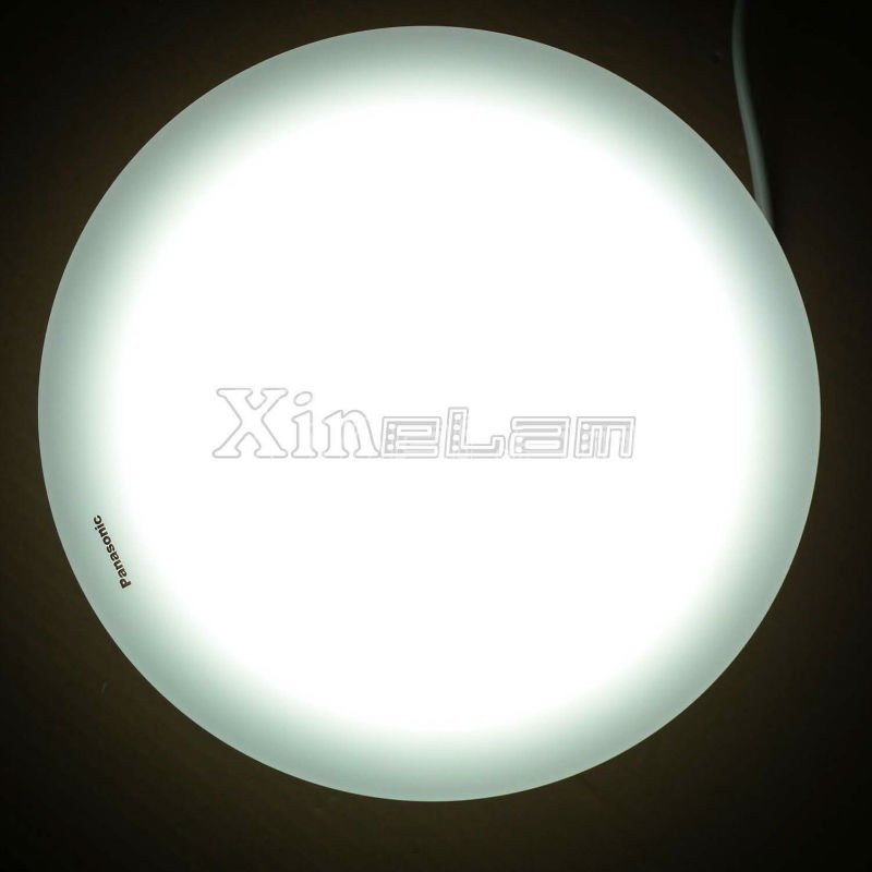 LED flush mount ceiling light Round LED Panel Replace of circular fluorescent