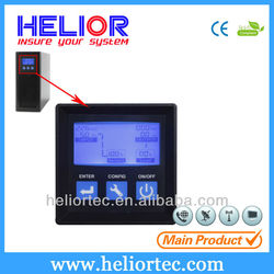 2013 Hot sale high frequency sine wave online cctv ups (Sigma Series)