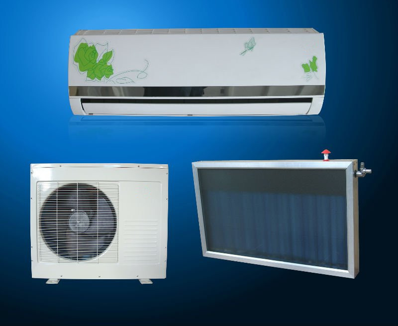Wall split air conditioner van roof mounted air conditioner heating cooling unit one room