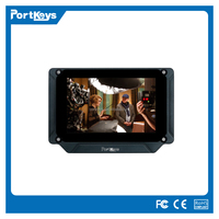 PortKeys 7 inch 1920 X 1200 Resolution DSLR LCD SDI Monitor w/ 3D nut