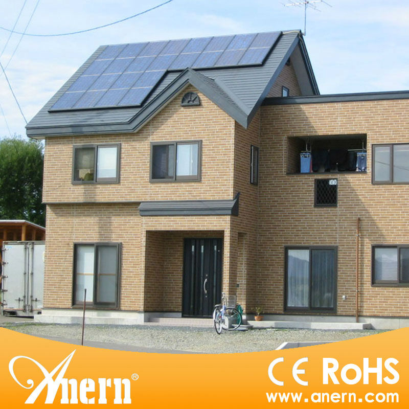 Anern newest 5kw concentrated photovoltaic with ce rohs