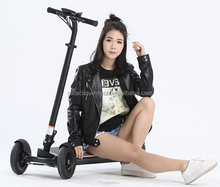 gravity turning system 450w powerful motor 3 wheel electric mobility scooter