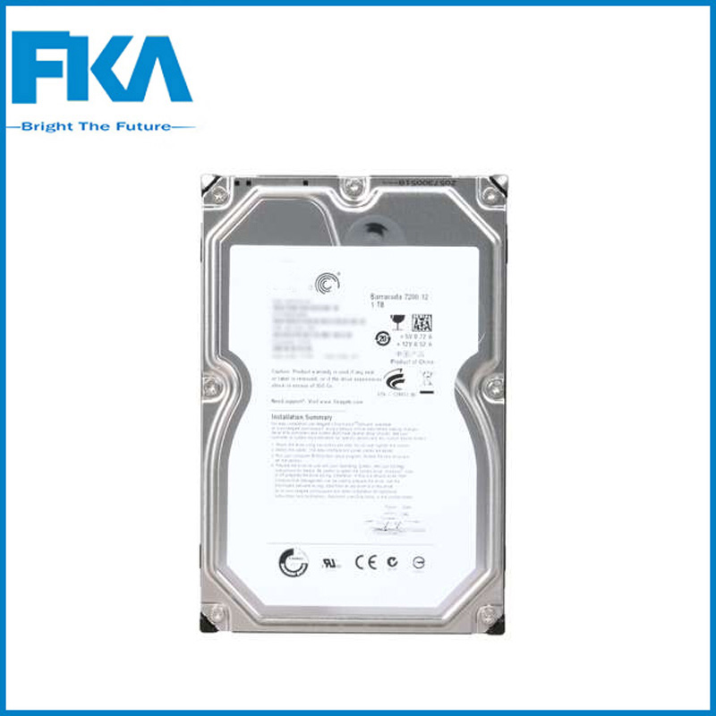 Refurbished 3.5'' 1TB 32MB 7200Rpm ST31000528AS Hard Disk Drive For Seagate