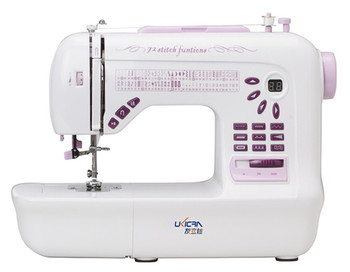 Computerized Multifunction sewing machine UFR-787 with 72 stitches