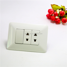 OEM design antique light switches 1 way wall mount wireless electric light switch