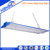 Suspended Mounting 250w led linear high bay light with 0-10v dimming control