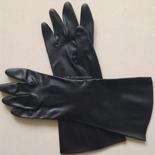 Maintance Man Cleaning Neoprene Gloves