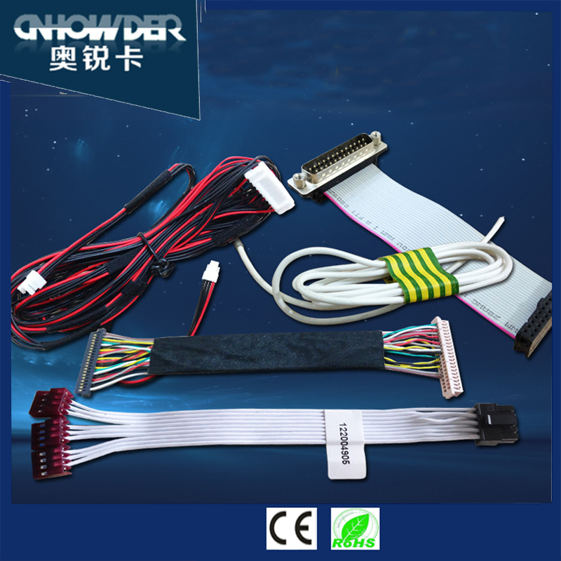Professional manufacturers relatively-reasonable price wiring harness with high quality