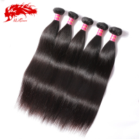 Aliexpress Hair Natural Straight Mink Brazilian Hair Extension