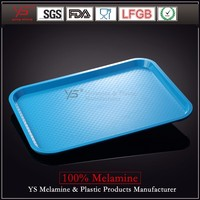 OEM welcome 100% melamine plastic dish drainer tray