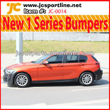 PU M Tech Body Kit Car Bumpers for BMW New 1 Series F20