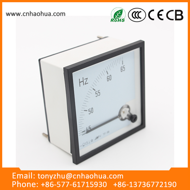 wholesale china factory high quality Hz panel meter