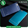 for i phone6 brushed aluminum case, metal cell phone cases