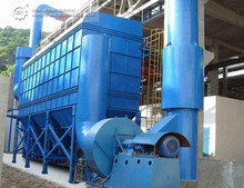 Industrial Impulse Bag Filter Dust Collector for Cement Plant