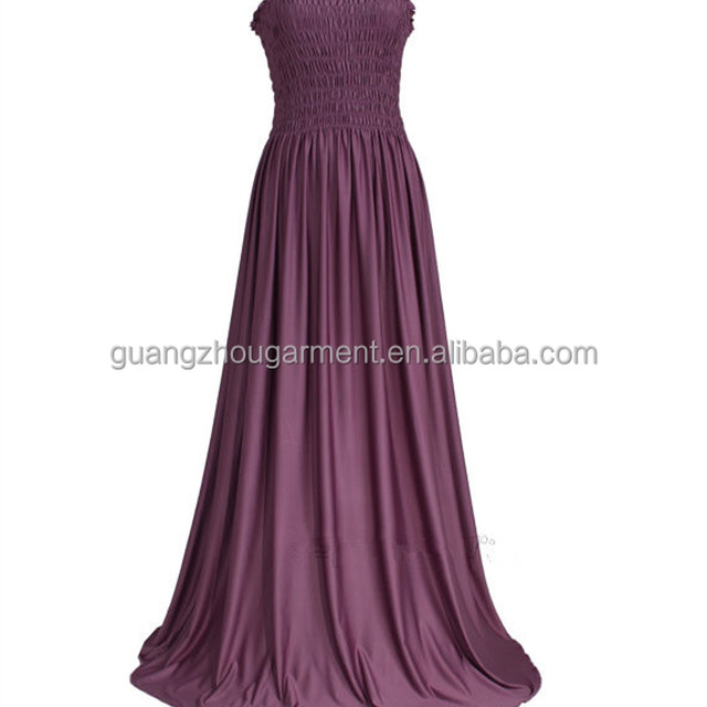 Formal Gown Gala Maxi Bridesmaid Women Plus Size Clothing Mauve Rose Full Length Long Hawaiian Dress Evening