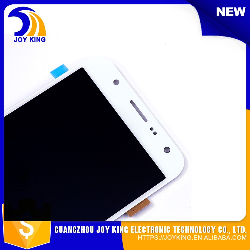 Wholesale prcie lcd for samsung galaxy J7 lcd assembly phone spare parts