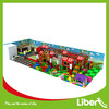 Factory wholesale plastic playhouse plastic soft indoor playground for kids