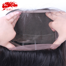 "Guangzhou hair factory ali queen hair 360 frontal closure 20"" cheap brazilian hair"