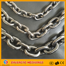 Aluminum steel industrial heavy duty G80 Lifting Chain