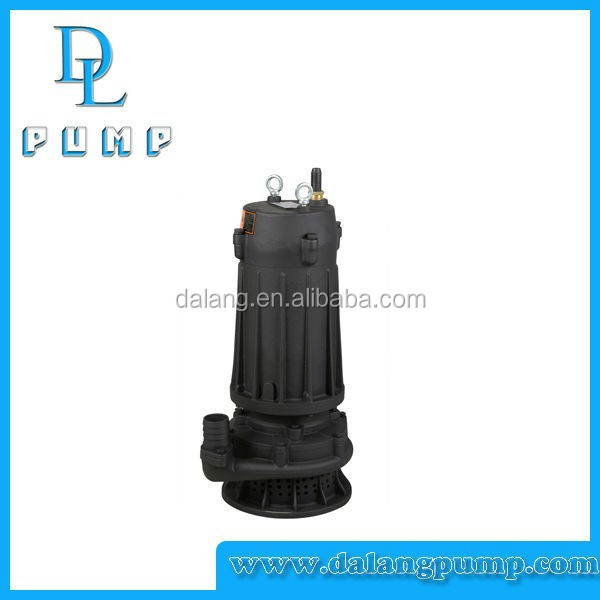 WQ sewage pumps submersible pump zexel injection pump