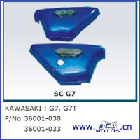 SCL-2013110008 Plastic body fairing for kawasaki motorcycle