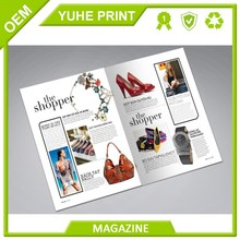 Wholesale professional book offset print magazine designing and printing service at cheap price