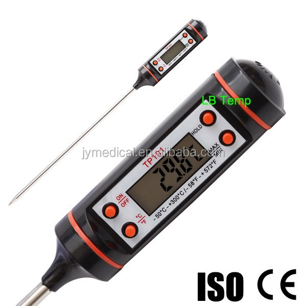 Instant Read Home Kitchen Wireless Digital LCD Food BBQ Meat Thermometer